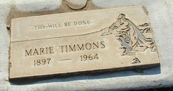 Marie Timmons