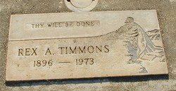 Rex Alvin Timmons