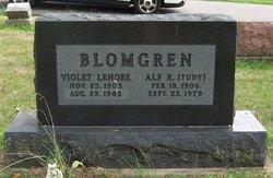 Alf Renhold Tudy Blomgren