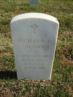 Richard H Anger