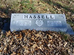 Alvin D Hassell, Jr
