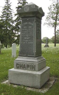 Mary Ann <i>Davis</i> Chapin