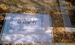 Marcus Leroy Bradbury