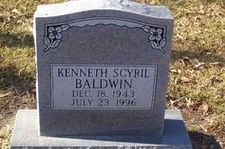 Kenneth Scyril Baldwin
