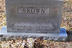 Hugh Preston Brown