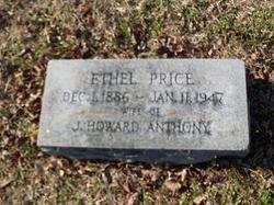 Ethel <i>Price</i> Anthony