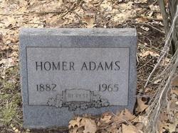 Homer Chester Adams