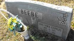 Lois Vera <i>Cupples</i> Beebe