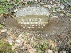 Sarah Ellen <i>Moore</i> Brower