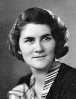 Mildred Emily <i>Rosborough</i> Barrick