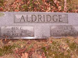 Ben C Aldridge