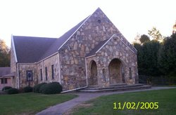 Brown Mountain Baptist Church Cemetery