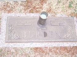 Ralph W Burden