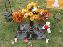 Channon Gail Christian