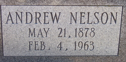 Andrew Nelson Pate