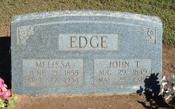 Melissa Edge