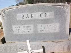 Thomas J Barton