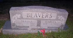 Bertha <i>Bolton</i> Beavers
