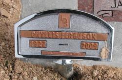 Phyllis Marcile <i>Gregory</i> Ferguson