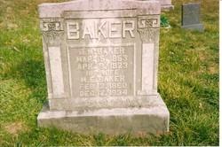 Amanda E. M. E. <i>Martin</i> Baker