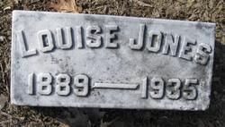 Louise Maria <i>Boone</i> Jones