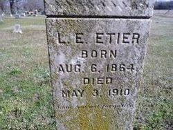 L. E. Etier