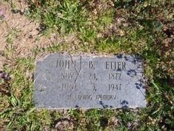 John B. Etier