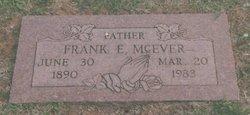 Frank Eugene Mac McEver