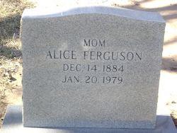 Alice Ferguson