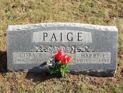 Harry Edmund Paige