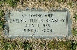 Evelyn <i>Tufts</i> Beasley