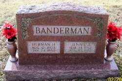 Jennie A. <i>Phillips</i> Banderman