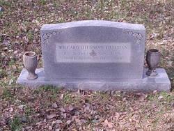Willard Thurman Bateman