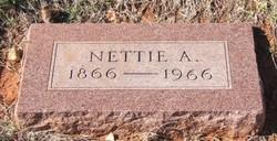 Nettie Amanda <i>Gann</i> Derryberry