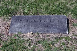 Lieut William Edwin Allen