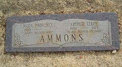 Arthur Leroy Roy Ammons