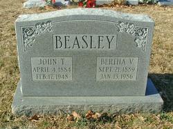 Bertha V. Beasley