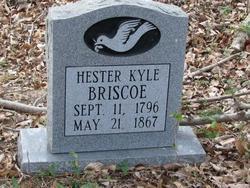 Hester <i>Kyle</i> Briscoe