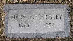 Mary Emma <i>Pickup</i> Christey