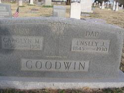 Carolyn Malvina <i>Hendricks</i> Goodwin