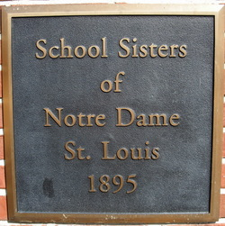 School Sisters of Notre Dame Motherhouse Cemetery