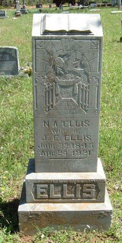 Nancy Ann Elizabeth <i>Bell</i> Ellis