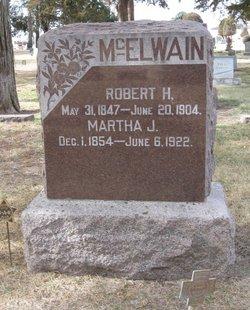 Capt Robert Henderson McElwain