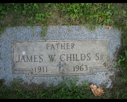 James W Childs, Sr