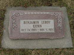 Benjamin Leroy Gunn