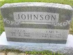 Carl Dayton Johnson