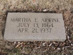 Martha <i>Jenne</i> Arwine