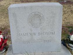 James William Bloxom