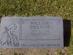 Angelina <i>Dunn</i> Anderson