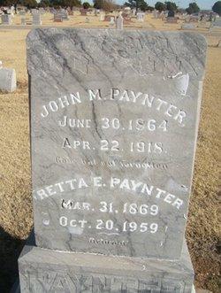 Luretta Ellen <i>Davis</i> Paynter